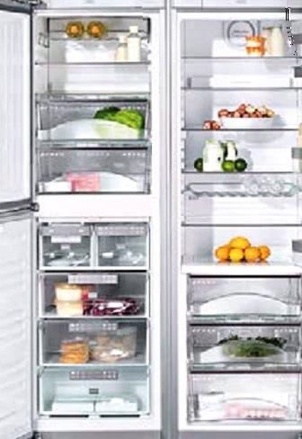 холодильник Sid-by-Side