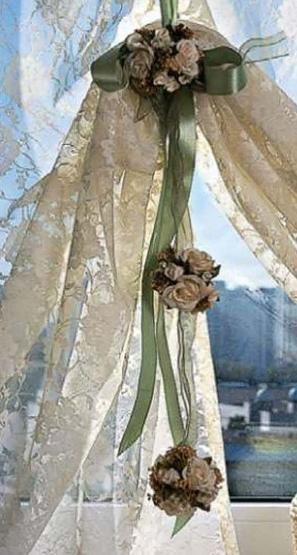легкие шторы