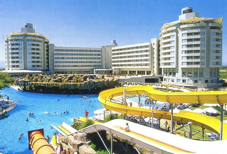 ларес отель