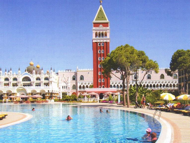 отель венеция