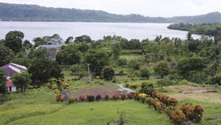 острова пряностей