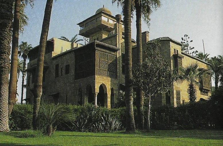 дворец маньял