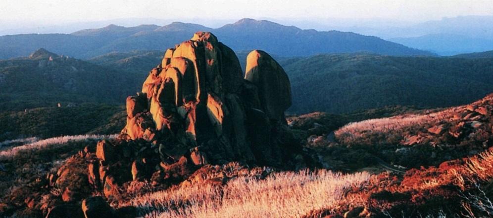 австралийские альпы