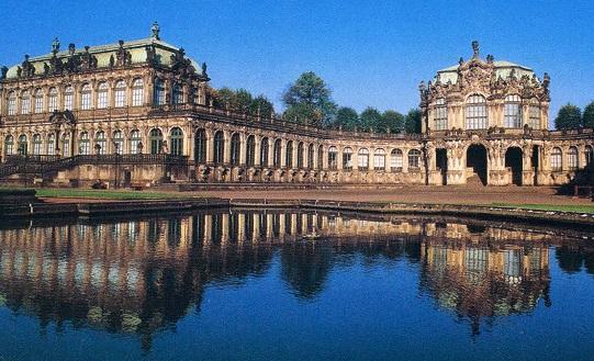 Дрезденская картинная галлерея