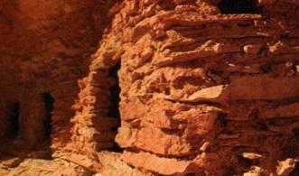пещеры анастази