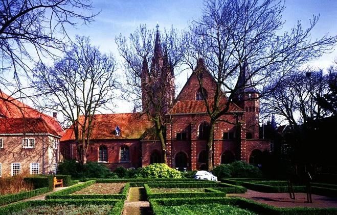 Королевский дворец Принсенхоф