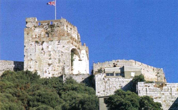 фото крепости гора тарика