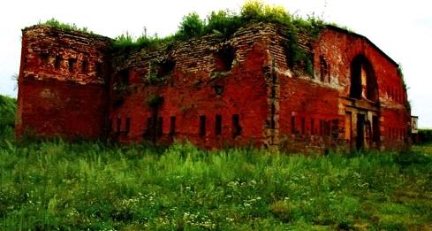 Крепость в могилевской области
