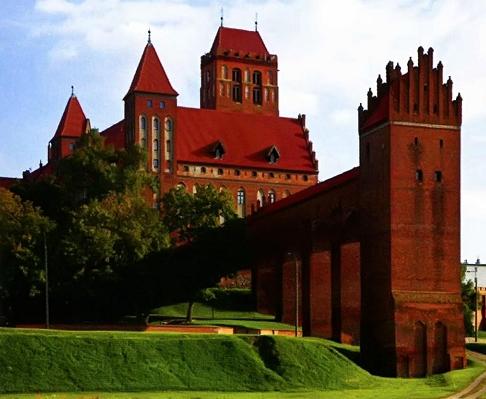 тевтонский замок