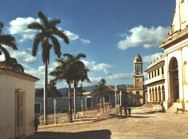 город тринидад