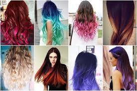 окрасить волосы