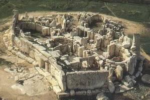 мегалитический храм мальты