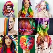 покрасить волосы